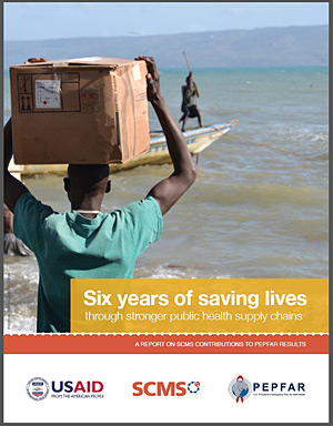 Six Years of Saving Lives through Stronger Public Health Supply Chains